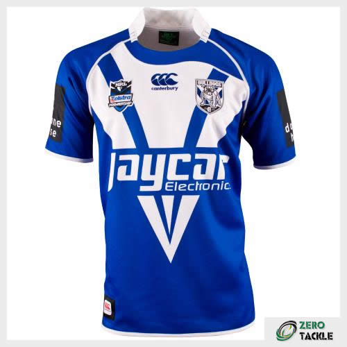 Canterbury-Bankstown Bulldogs Away Jersey