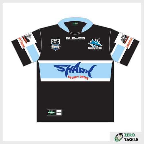 Cronulla Sharks Away Jersey