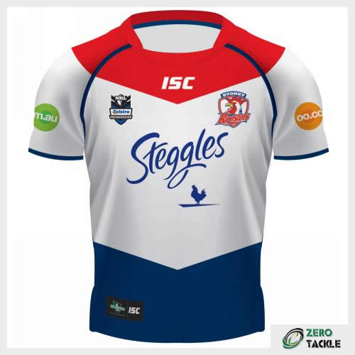Sydney Roosters Away Jersey