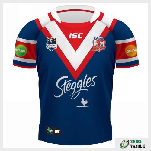 Sydney Roosters Home Jersey