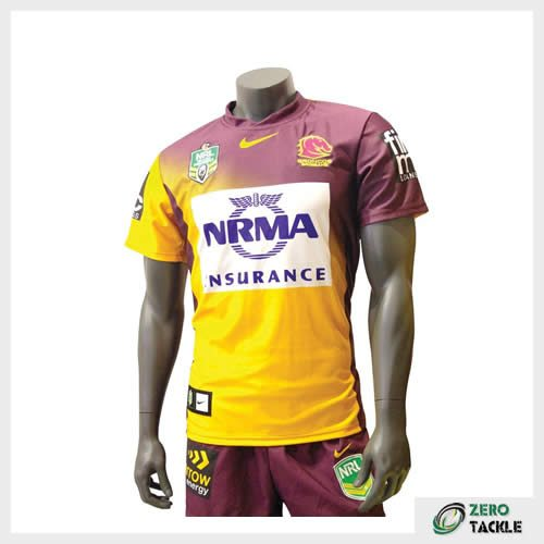 Brisbane Broncos Away Jersey