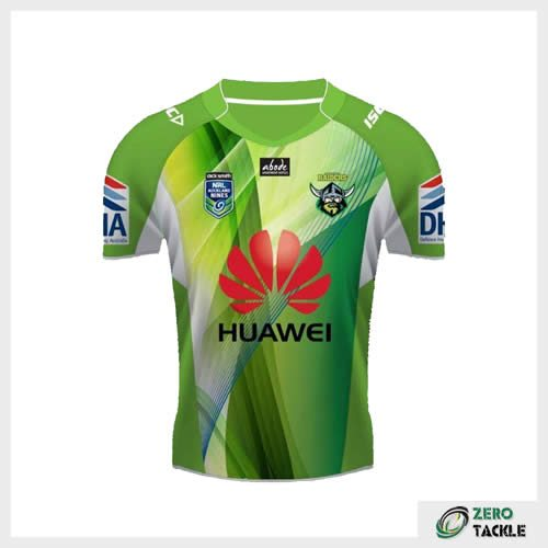 Canberra Raiders Nines Jersey