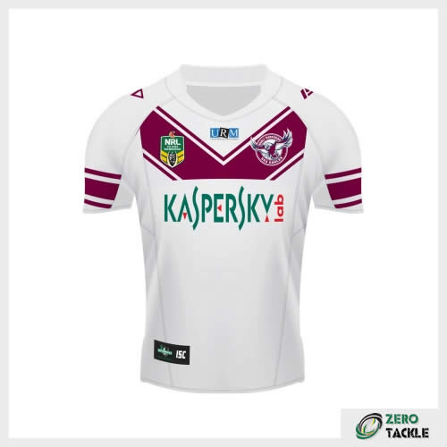 Manly Sea Eagles Away Jersey