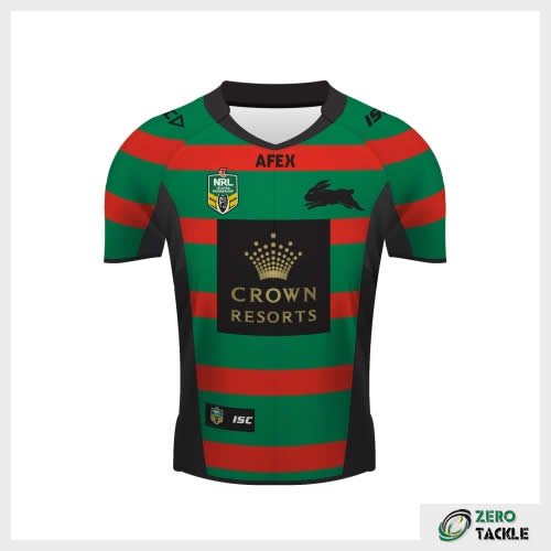 South Sydney Rabbitohs Home Jersey