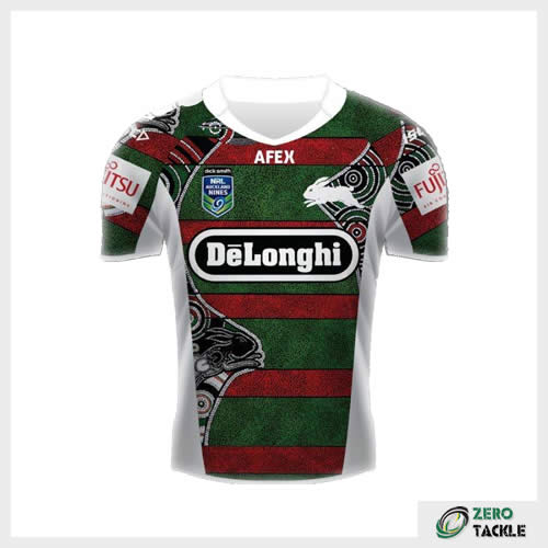 South Sydney Rabbitohs Nines Jersey