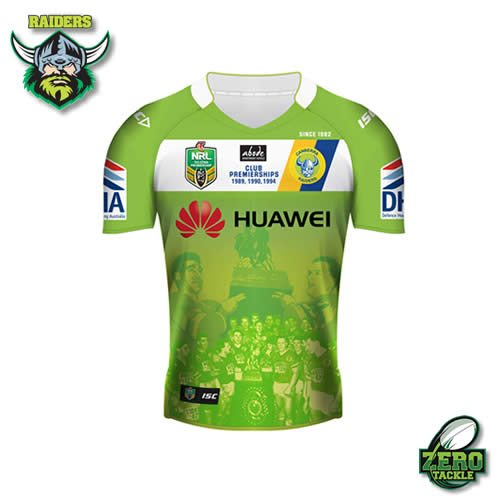 Canberra Raiders Heritage Jersey