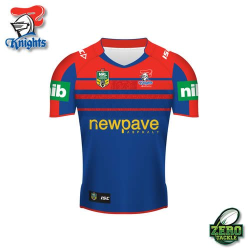 Newcastle Knights Heritage Jersey