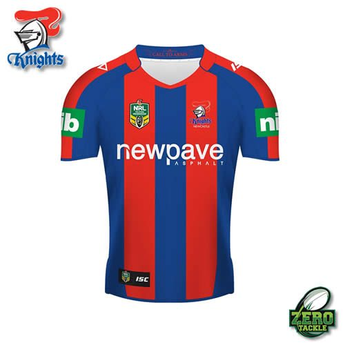 Newcastle Knights Home Jersey