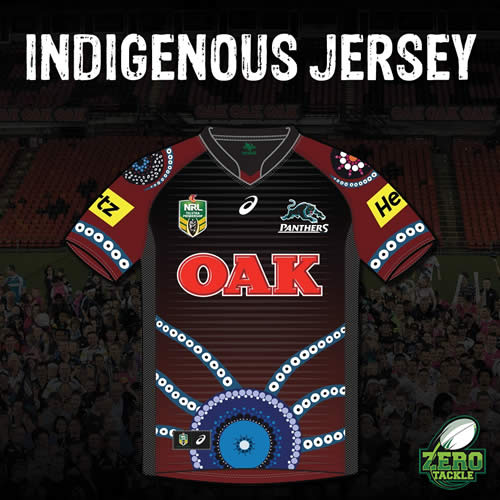 Penrith Panthers Indigenous Jersey