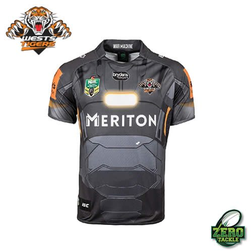 Wests Tigers Marvel Jersey