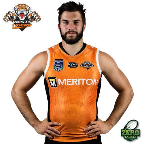 Wests Tigers Nines Alternate Jersey