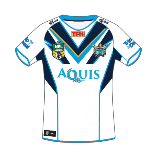 Gold Coast Titans Away Jersey