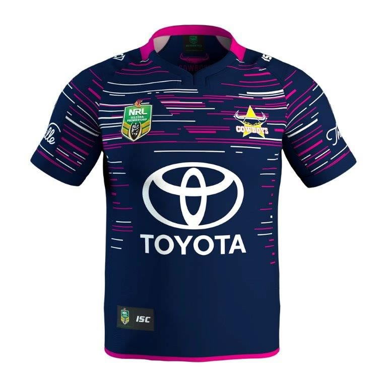 North Queensland Cowboys WiL Jersey