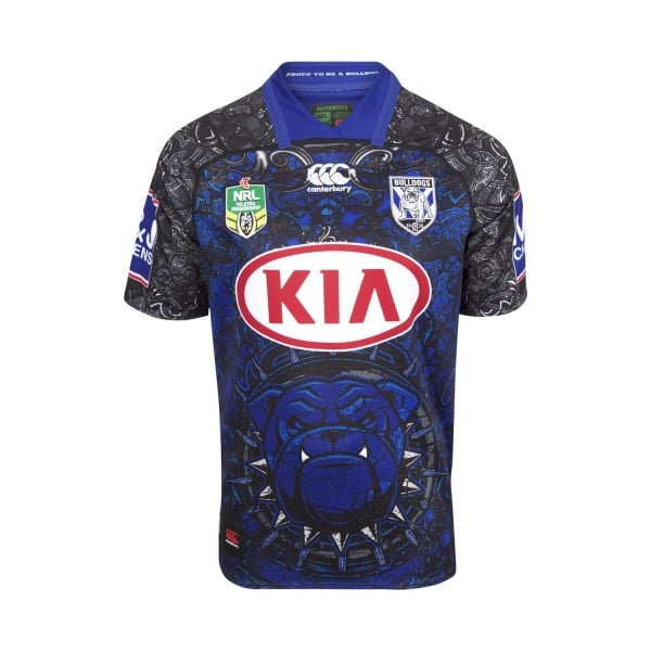 Canterbury-Bankstown Bulldogs Alternate Jersey