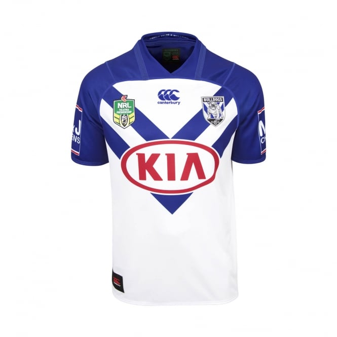 Canterbury-Bankstown Bulldogs Home Jersey