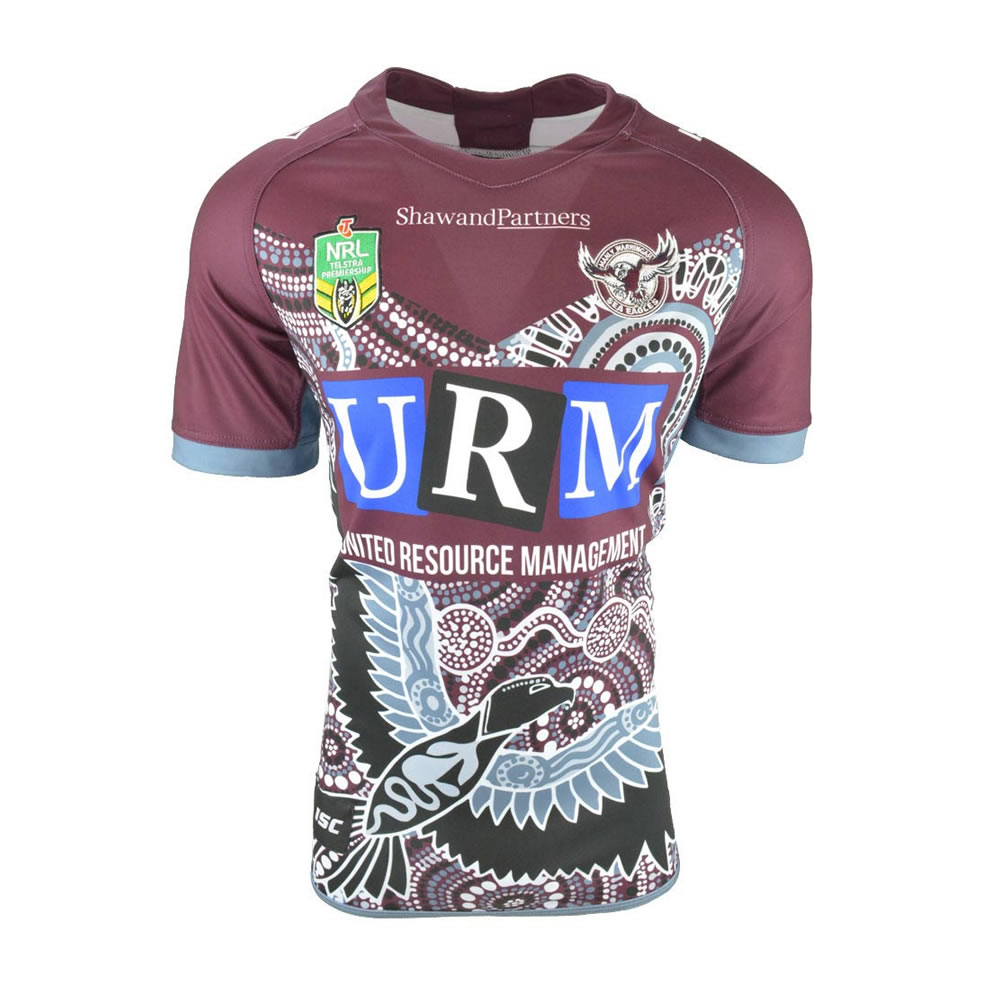 Manly Sea Eagles 2018 Indigenous Jersey
