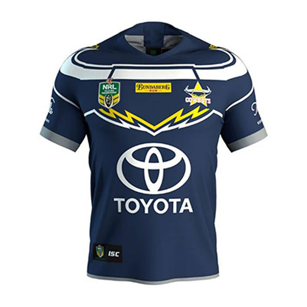 North Queensland Cowboys Home Jersey