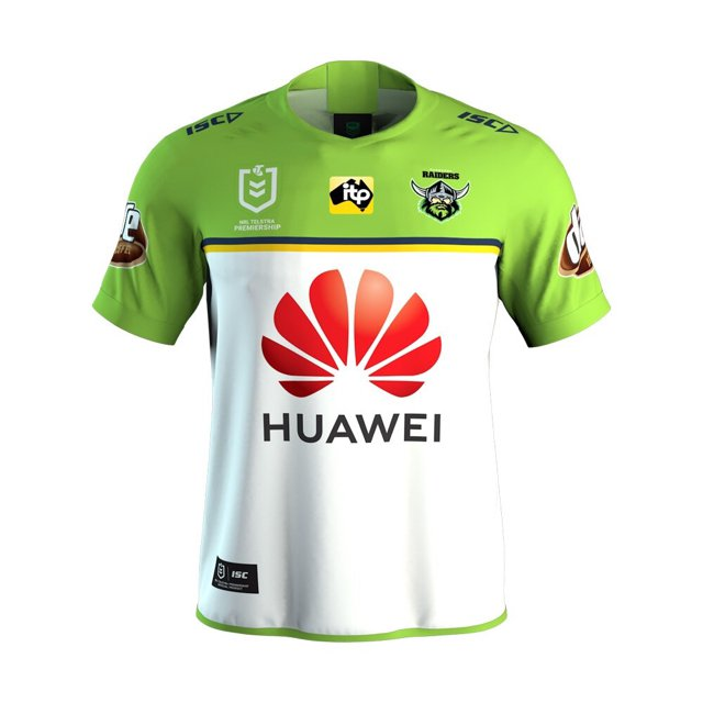 2019 Team Jerseys Canberra-raiders-away