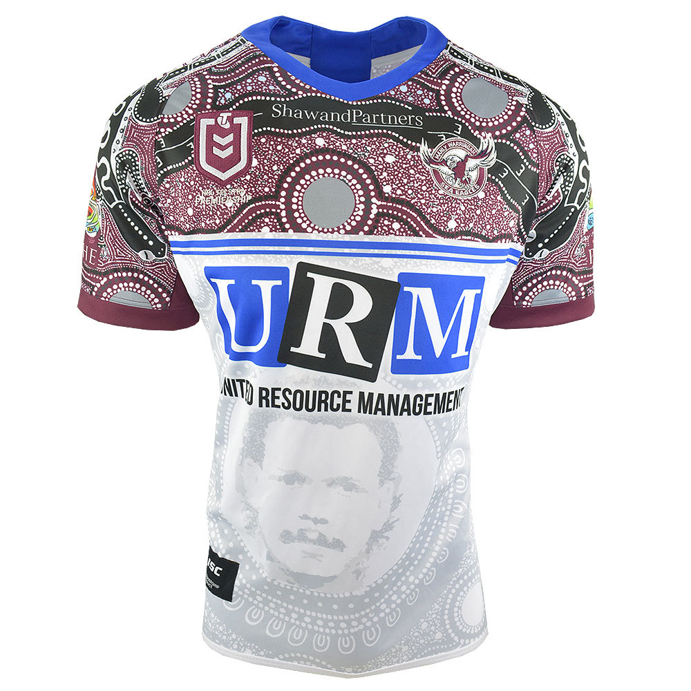 Manly Sea Eagles Indigenous Jersey