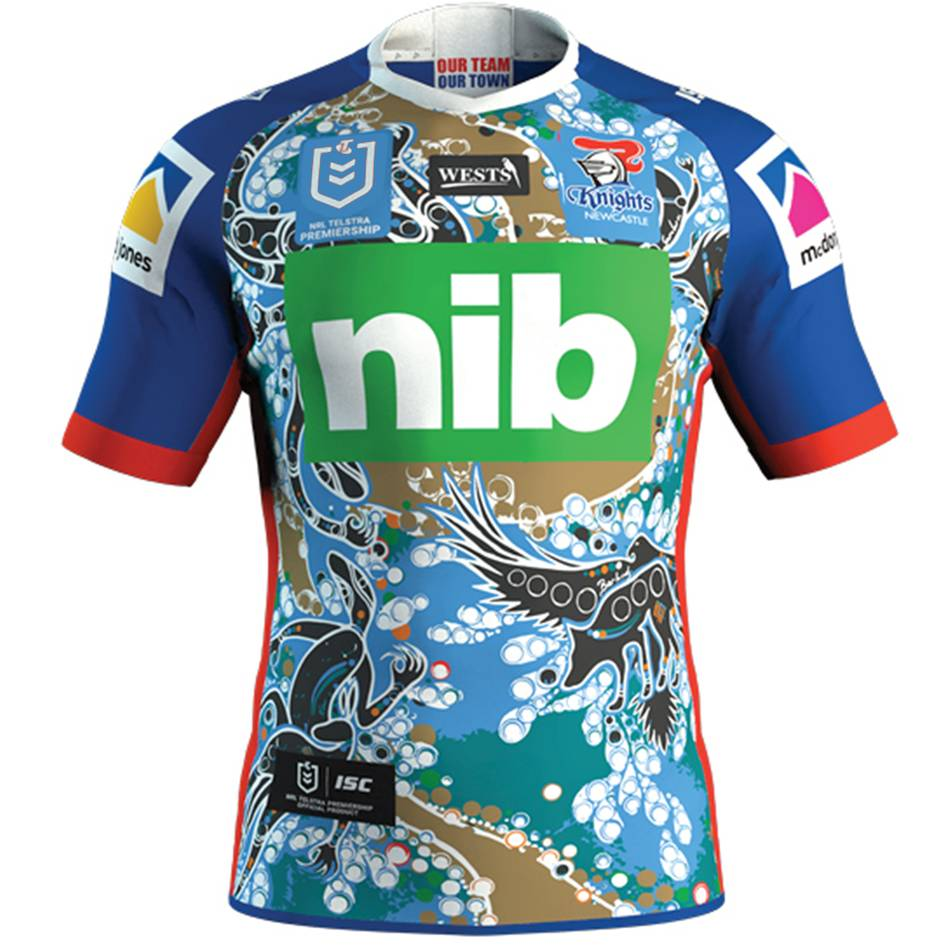 Newcastle Knights Indigenous Jersey