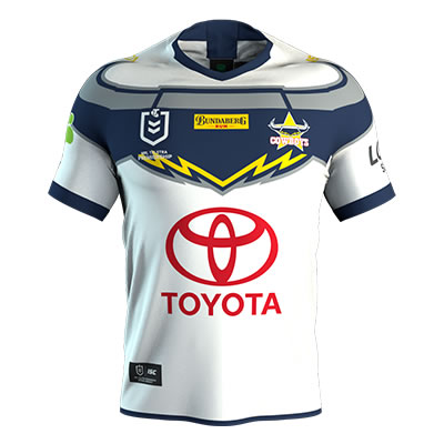 North Queensland Cowboys Away Jersey