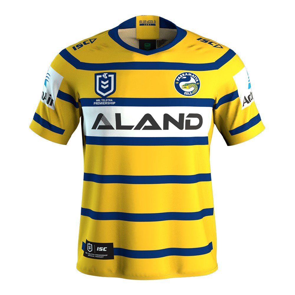 2019 Team Jerseys Parramatta-eels-away