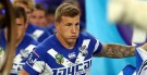 Sharks an option for Hodkinson