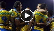 Round 12 Panthers v Eels