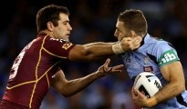 Cameron Smith vs Robbie Farah