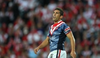 SYDNEY, AUSTRALIA - APRIL 25:  Braith Anasta of the Roosters looks on during the round eight NRL match between the St George Illawarra Dragons and the Sydney Roosters at Allianz Stadium on April 25, 2012 in Sydney, Australia.  (Photo by Cameron Spencer/Getty Images)