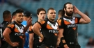 Wests Tigers name squad to take on Storm