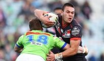 Eels eye Lolohea as Foran replacement