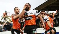 Addo-Carr plans a Wests Tigers return