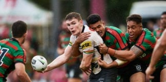NRL Trial: Rabbitohs v Panthers