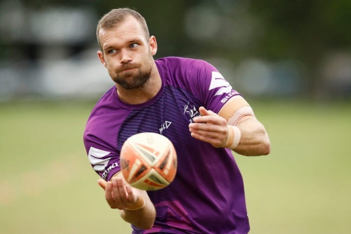Melbourne Storm Training Session