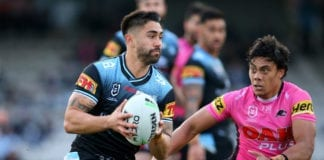 NRL Rd 9 - Sharks v Panthers
