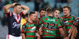 NRL Rd 20 - Rabbitohs v Roosters