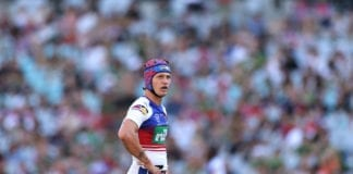 NRL Elimination Final - Rabbitohs v Knights